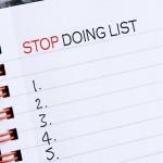 4 lucruri de care nu mai trebuie să-ţi pese