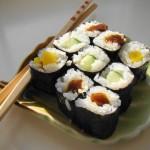 Degustare sushi - seara japoneza